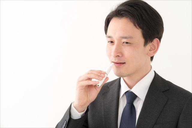 健康と周りの人たちに配慮した新しい喫煙を実現する電子タバコ